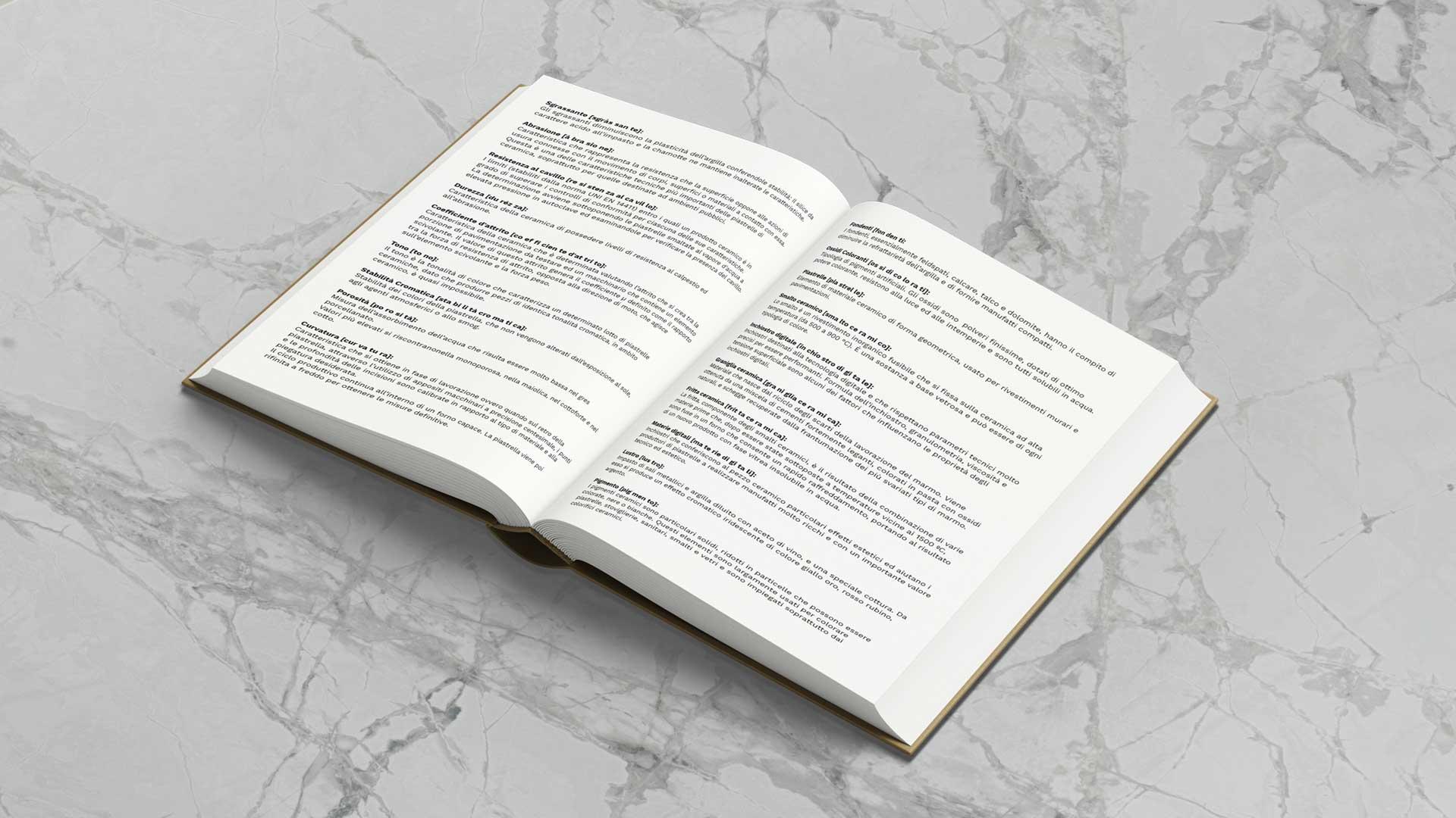 Glossario della ceramica Sicer